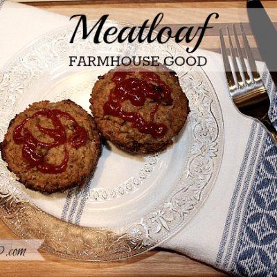 Meatloaf Healthier Version
