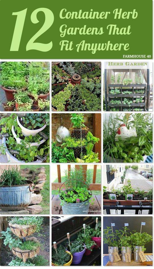 container_herb_garden