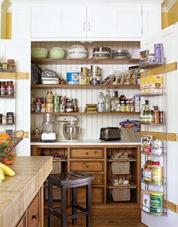 Cool Kitchen Pantry Design Ideas 3.jpegshelterness.com