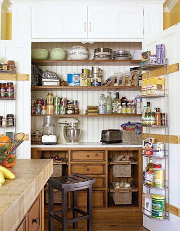 Kitchen Pantry Inspiration | FARMHOUSE 40