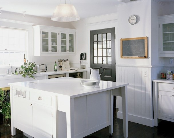 4 Tips For Selecting Kitchen Cabinets - FARMHOUSE 40