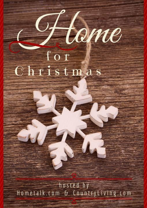 country living and hometalk christmas blog hop
