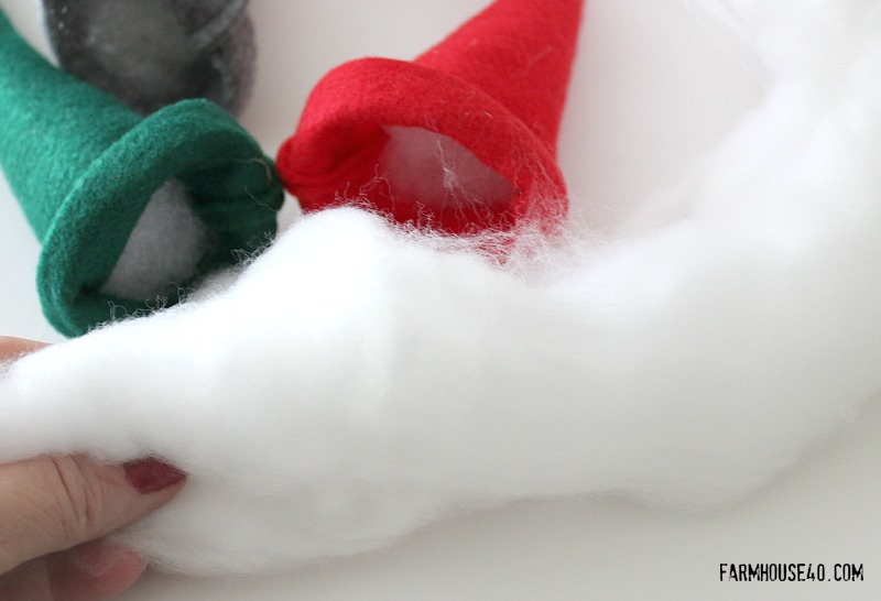 elf wine toppers B 3359