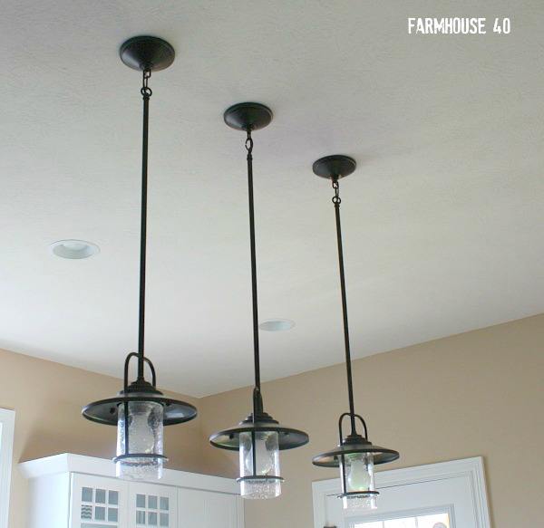 Lighting Fixtures - Do or Don't? Farmhouse 40