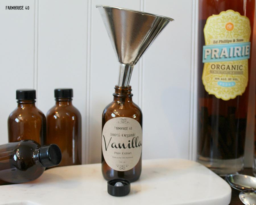 How To Make 100% Organic Vanilla Extract