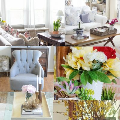 SPRING FLING HOME TOURS – Day 3