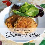 Salmon Patties – Recipe