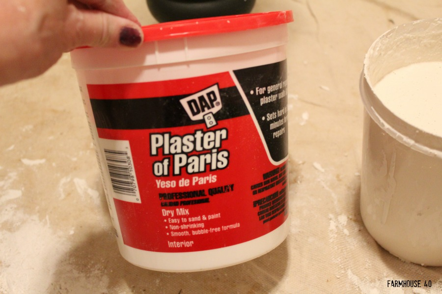 diy chalk paint made at home