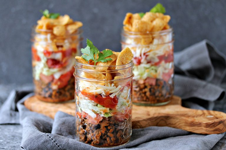 Mini-Frito-Taco-Salads