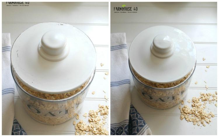 DIY Farmhouse Jars