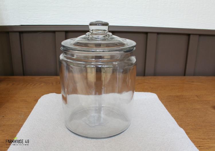 DIY Farmhouse Jar