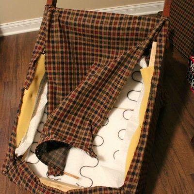 Farmhouse Master Bedroom – One Room Challenge (Week 2)