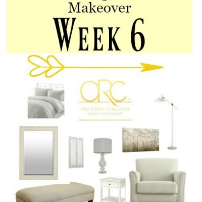 Farmhouse Master Bedroom – ORC Reveal (Week 6)