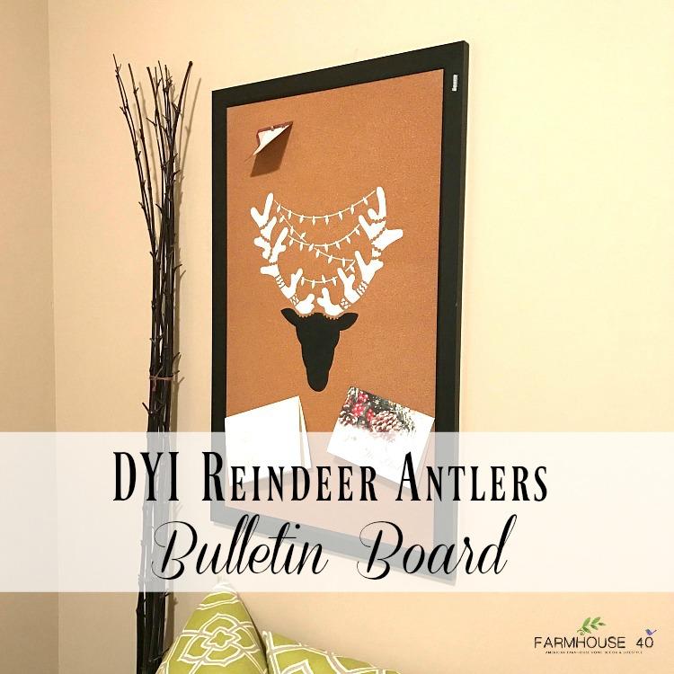 reindeer-bulletin-board