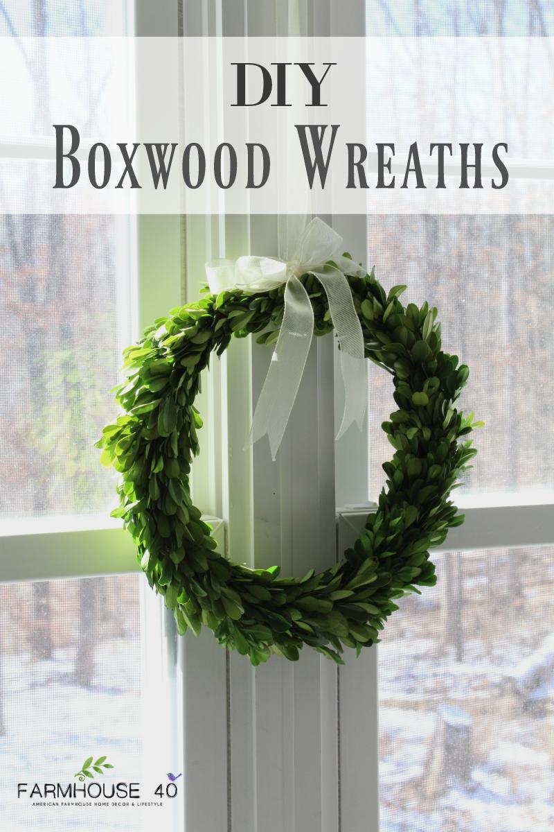 DIY-boxwood-wreaths