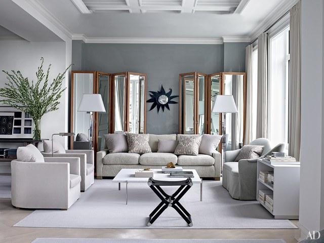 Living room rugArea Rug Size Guide   FARMHOUSE 40. Rug Size Living Room. Home Design Ideas