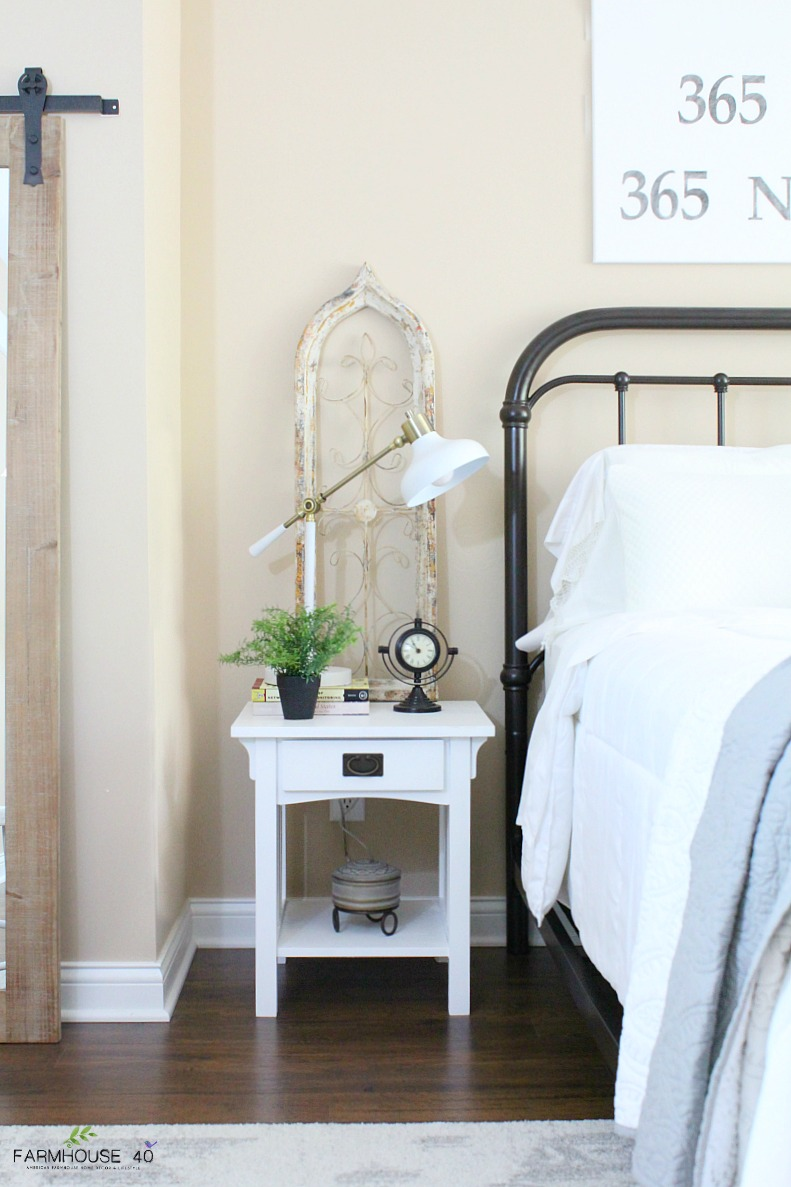Farmhouse guest bedroom orc final reveal farmhouse 40 for Farmhouse guest bedroom