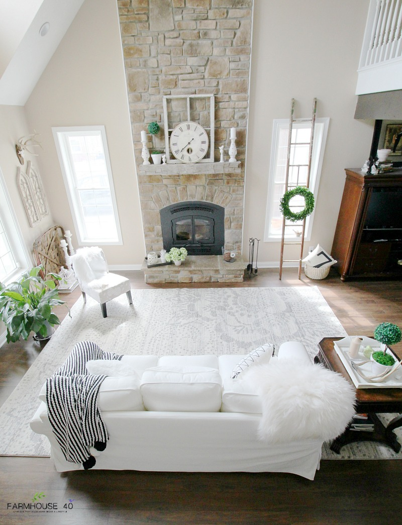 one room 3 rugs vote for your favorite farmhouse 40 62121