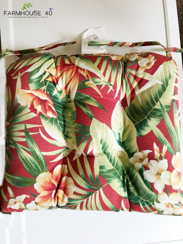 10 Steps Cushion Covers Made From Drop Cloth Material