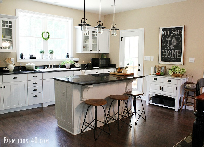 Modern Farmhouse Kitchen Design designing my modern farmhouse kitchen - farmhouse 40
