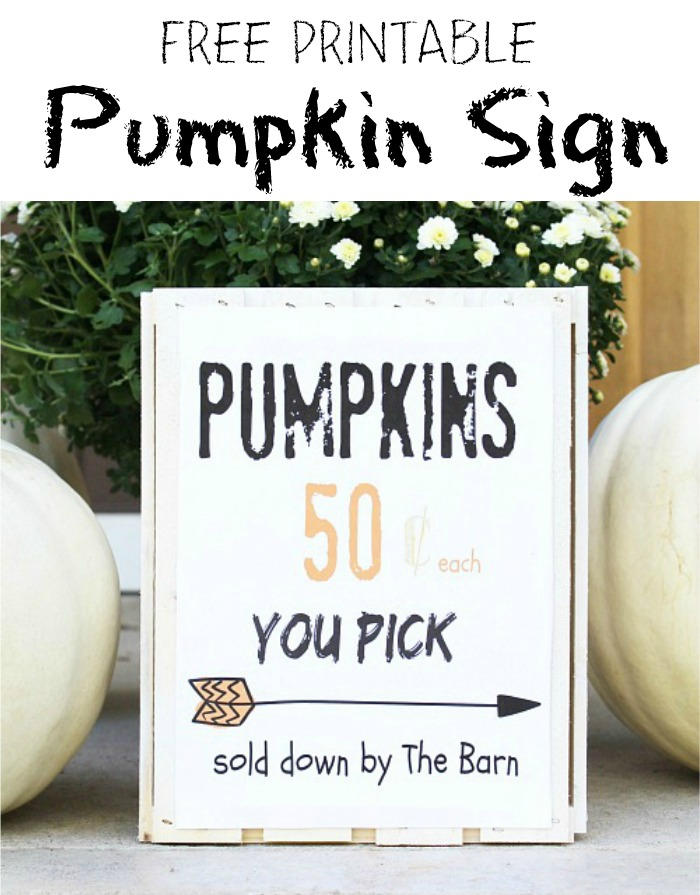 pumpkin-sign-printable