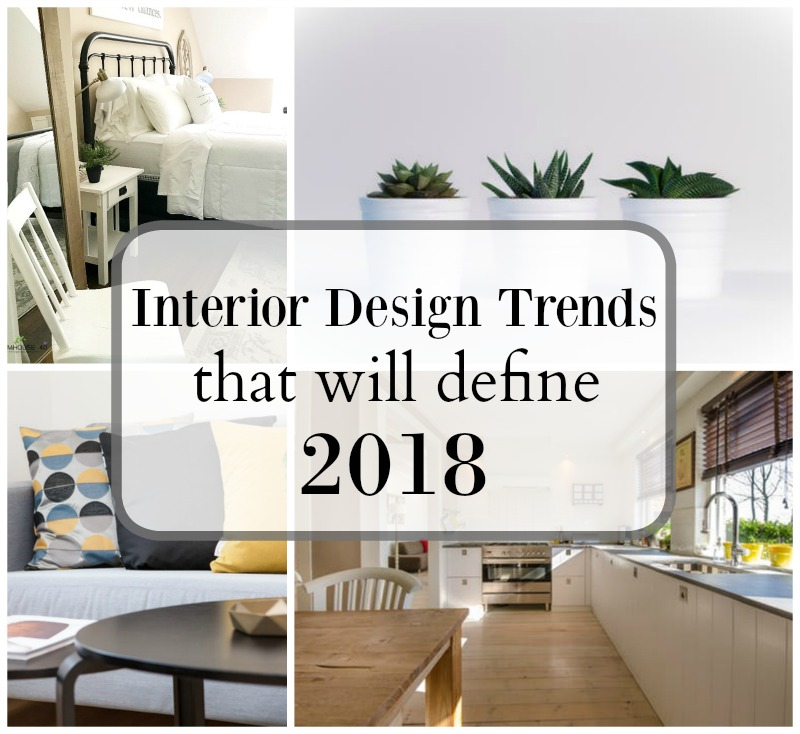 Interior design trends talk for Architecture 2018