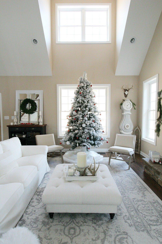 Living Room Christmas '18